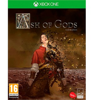 Ash of Gods Redemption Xbox One
