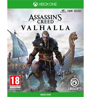 Assassins Creed Valhalla m/ bonus Xbox Pre-order og få Way of the Berserker DLC