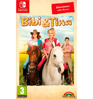 Bibi & Tina Adventures w/ Horses Switch