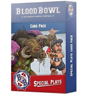 Blood Bowl Cards Special Play