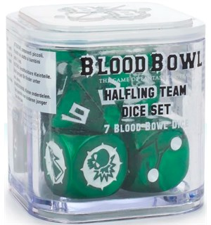 Blood Bowl Dice Set Halfling