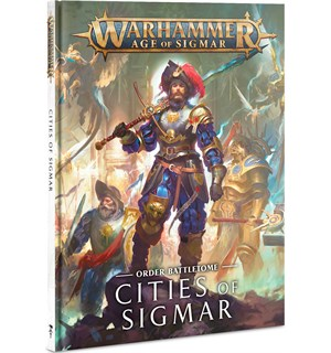 Cities of Sigmar Battletome Warhammer Age of Sigmar