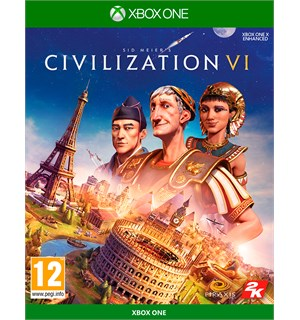 Civilization 6 Xbox One Sid Meier's Civilization VI