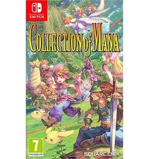 Collection of Mana Switch Limited Print Edition