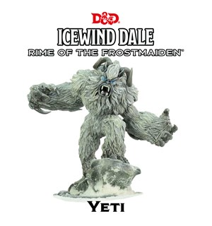 D&D Figur Coll. Series Yeti Dungeons & Dragons Collectors Series