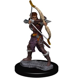 D&D Figur Icons Elf Ranger Female Icons of the Realm Premium Figures
