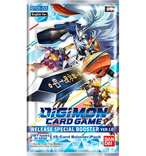 Digimon TCG Special Booster 1.0 Digimon Card Game