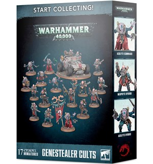 Genestealer Cults Start Collecting Warhammer 40K