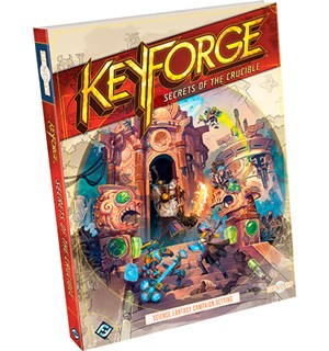 Genesys RPG Keyforge Sourcebook Secrets of the Crucible Campaign Setting