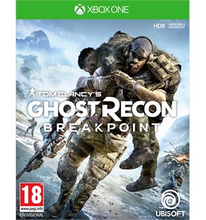 Ghost Recon Breakpoint m/ bonus Xbox One Pre-order og få Sentinel Corp DLC