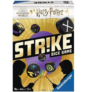Harry Potter Strike Dice Game Brettspill