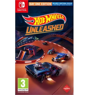Hot Wheels Unleashed Day One Switch Pre-order og få Sportscars Pack DLC