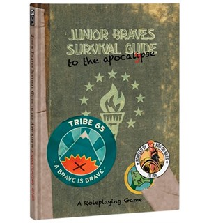 Junior Braves Survival Guide RPG to the Apocalypse