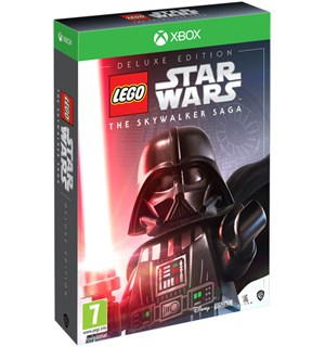 Lego Star Wars Skywalker Saga DE Xbox Deluxe Edition