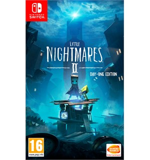 Little Nightmares 2 Day One Ed Switch Day One Edition
