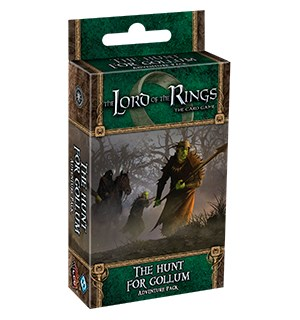 LotR TCG The Hunt for Gollum Expansion Utvidelse Lord of the Rings Card Game