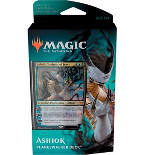 Magic Theros Beyond Death PW Deck Ashiok Planeswalker Deck