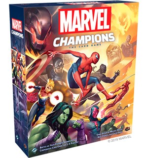 Marvel Champions TCG Kortspill The Card Game - Grunnspillet