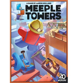Meeple Towers Brettspill