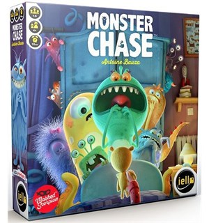 Monster Chase Brettspill