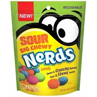 Nerds Big Chewy Sour - 170g
