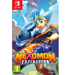 Nexomon Extinction Switch