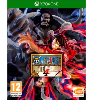 One Piece Pirate Warriors 4 Xbox One Pre-order og få in-game bonuser