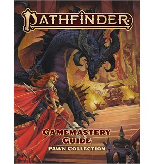 Pathfinder 2nd Ed Pawns Gamemastery NPC Second Edition RPG - Gamemastery Guide
