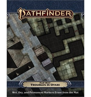 Pathfinder Flip Mat Troubles in Otari Second Edition