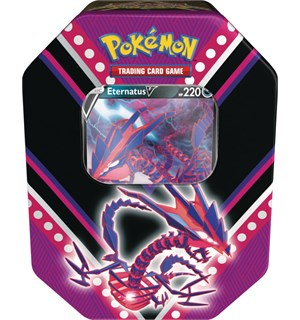 Pokemon Tin Box Eternatus V Fall 2020