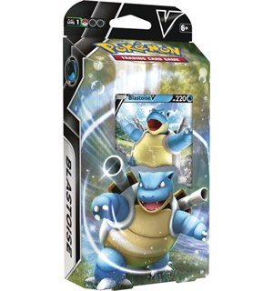 Pokemon V Battle Deck Blastoise