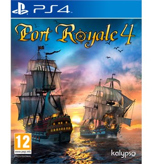 Port Royale 4 PS4