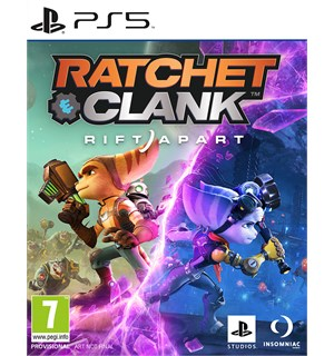 Ratchet & Clank Rift Apart m/ bonus PS5 Pre-order og få in-game bonuser