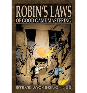 Robins Laws of Good Game Mastering (Bok) Second Edition