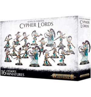 Slaves to Darkness Cypher Lords Warhammer Age of Sigmar