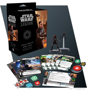 Star Wars Legion Iden Versio/ID10 Exp Utvidelse til Star Wars Legion