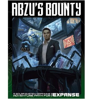 The Expanse RPG Adventure Abzus Bounty Adventure Path