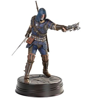 The Witcher 3 Figur Geralt 27cm 2nd Edition Grandmaster Feline