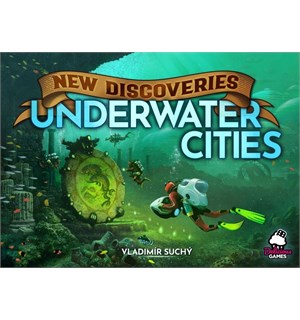 Underwater Cities New Discoveries Exp Utvidelse til Underwater Cities