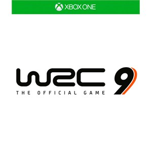 WRC 9 Xbox One World Rally Championship