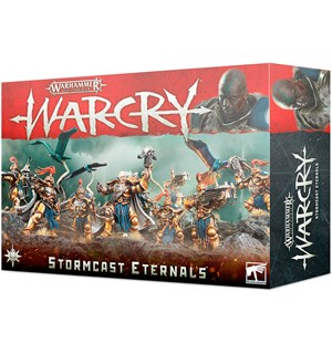 Warcry Warband Stormcast Eternals