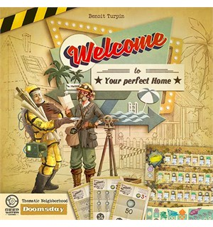 Welcome To Your Perfect Home Doomsday Utvidelse Welcome To Your Perfect Home