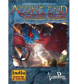Aeons End Shattered Dreams Expansion Utvidelse til Aeons End The New Age