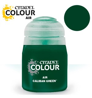 Airbrush Paint Caliban Green 24ml Maling til Airbrush