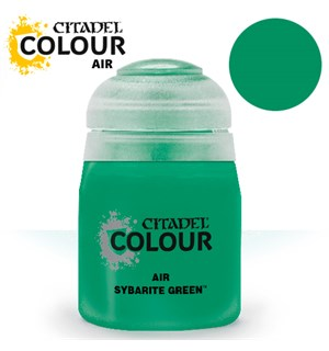 Airbrush Paint Sybarite Green 24ml Maling til Airbrush