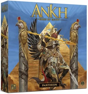 Ankh Gods of Egypt Pantheon Expansion Utvidelse til Ankh Gods of Egypt