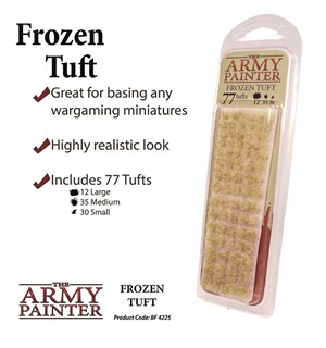 Army Painter Frozen Tuft Battlefields XP 4225