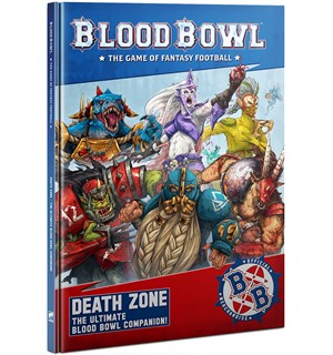 Blood Bowl Death Zone (Bok)