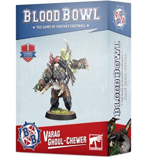Blood Bowl Player Varag Ghoul Chewer