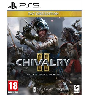 Chivalry 2 Day One Edition PS5 Pre-order og få in-game bonuser